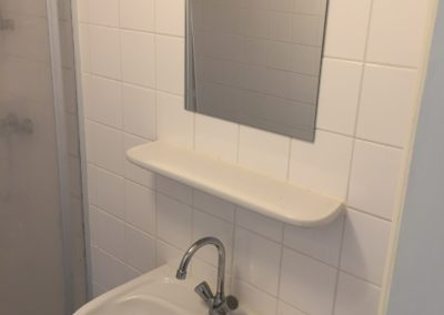 Badkamer gedeeld